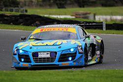Nathan Antunes, Roderick Salmon, Audi R8 Ultra