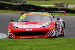 Jono Lester, Paul Kelly, Ferrari 458 GT3