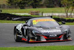 Tony Walls, Warren Luff, McLaren 650S GT3