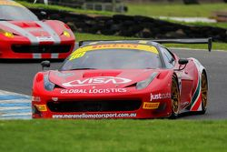 Tony D'Alberto, Grant Denyer, Ferrari 458 GT3