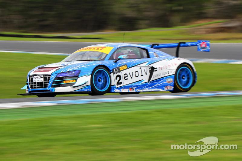 Peter Fitzgerald, Dean Koutsoumidis, Audi R8 Ultra