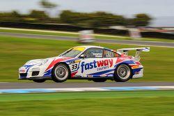 Simon Ellinghham, Andre Heimgartner, Porsche GT3 Cup