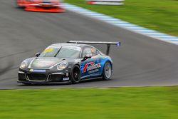 Shae Davies, Geoff Emery, Porsche 911 GT3 Cup
