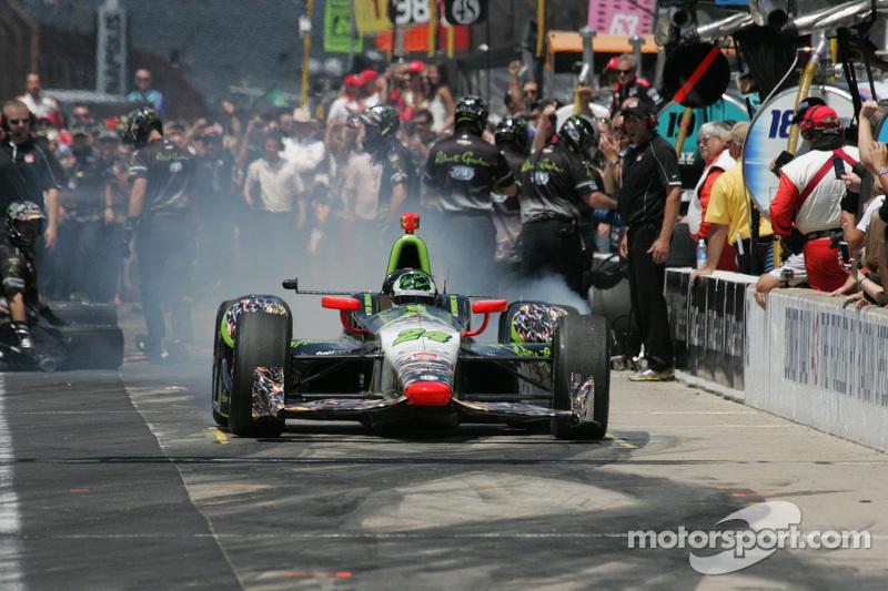Townsend Bell, Dreyer dan Reinbold Racing Chevrolet