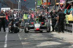 Townsend Bell, Dreyer and Reinbold Racing Chevrolet