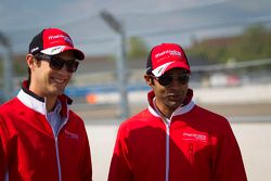 Bruno Senna e Karun Chandhok, Mahindra Racing