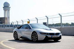Le Safety Car BMW électrique