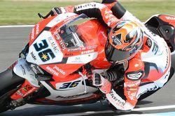 Leandro Mercado, Barni Racing Team