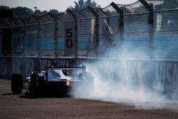 Scott Speed, Andretti Autosport en problemas