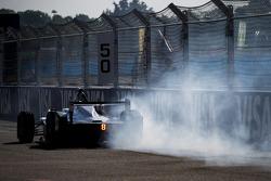 Scott Speed, Andretti Autosport in trouble