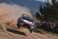 Крис Мик, Citroen DS3 WRC