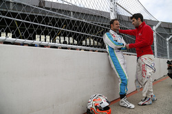 Vitantonio Liuzzi, Trulli and Jaime Alguersuari, Virgin Racing