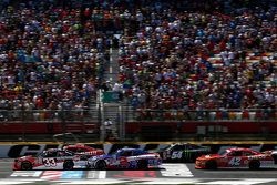 Start: Austin Dillon, Richard Childress Racing Chevrolet, lider