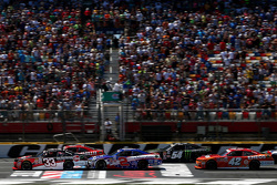Partenza: Austin Dillon, Richard Childress Racing Chevrolet al comando