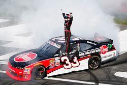 Vencedor da prova Austin Dillon, Richard Childress Racing Chevrolet