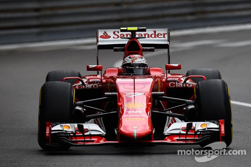 2015. Ferrari SF15-T