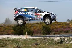 Отт Тянак и Райго Мыльдер, Ford Fiesta WRC, M-Sport