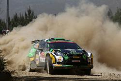 Yazeed Al-Rajhi and Michael Orr, Ford Fiesta RRC