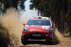 Quentin Gilbert y Renaud Jamoul, Citroën DS3 R3T