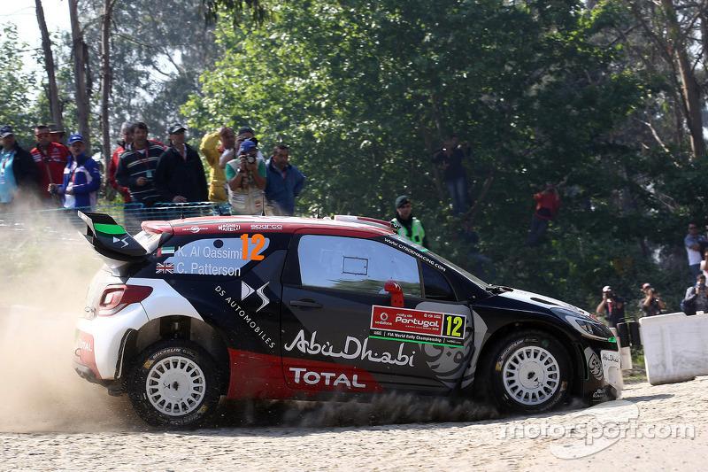 Khalid Al-Qassimi und Chris Patterson, Citroën DS3