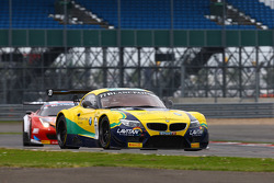 #77 BMW Sports Trophy Team Brasil BMW Z4: Valdeno Brito, Atila Abreu, Matheus Stumpf