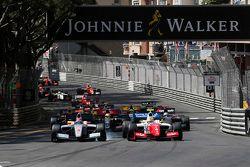 Départ : Jazeman Jaafar, Fortec Motorsports