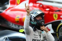 Winnaar Nico Rosberg, Mercedes AMG F1 W06
