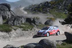 Daniel Sordod y Marc Marti, Hyundai i20 WRC, Hyundai Motorsport