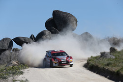 Abdulaziz Al-Kuwari y Marshall Clare, Ford Fiesta RRC