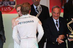 Winnaar Nico Rosberg, Mercedes AMG F1