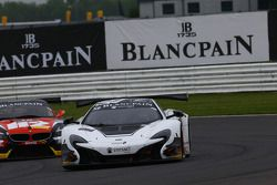 #59 Von Ryan Racing McLaren 650S GT3: Nicolas Lapierre, Alvaro Parente, Adrian Quaife-Hobbs
