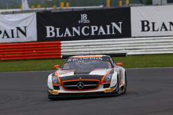 #34 Car Collection Motorsport Mercedes SLS AMG GT3: Alexander Mattschull, Pierre Ehret