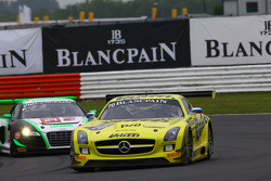 #70 GT Russian Team Mercedes SLS AMG GT3: Алексей Карачё