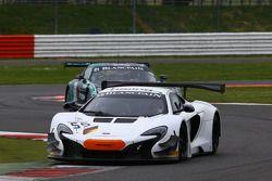 #55 Attempto Racing, McLaren 650 S GT3: Miguel Ramos, Fabien Thuner, Nicolas Armindo