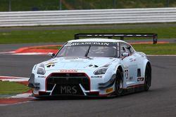 #73 MRS GT Racing, Nissan GT-R Nismo GT3: Sean Walkinshaw, Craig Dolby, Martin Plowman