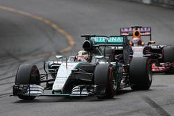 Льюис Хэмилтон, Mercedes AMG F1 Team