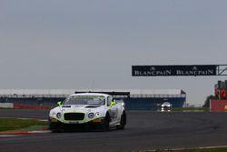 #84 Bentley Team HTP, Bentley Continental GT3: Mike Parisy, Harold Primat, Vincent Abril