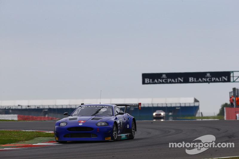 #14 Emil Frey Racing, Jaguar: Lorenz Frey, Gabriele Gardel, Fredy Barth