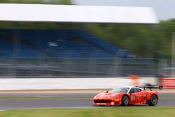 #111 Kessel Racing, Ferrari 458 Italia: Stephen Earle, Marco Zanuttini, Liam Talbot