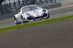 #28 Delahaye Racing Team Porsche 997 GT3 R: Pierre Bordet, Alexandre Viron, Emmanuel Orgeval
