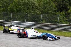 Матевос Исаакян, JD Motorsport, и Даниил Проненко, BVM Racing