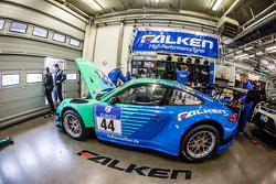 #44 Team Falken Tire Porsche 997 GT3 R