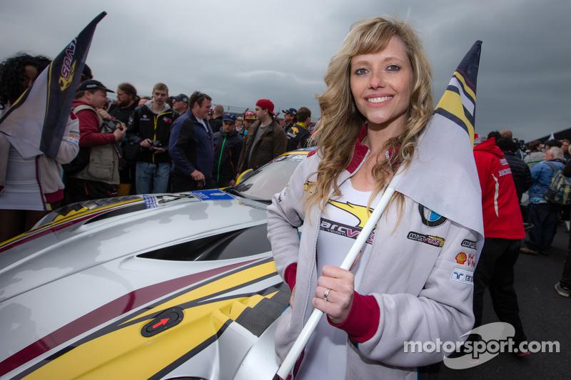Marc VDS Racing, Gridgirl