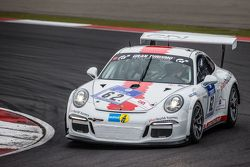 #62 GDL Racing Porsche 911 GT3 Cup: Paul Stubber, Vic Rice, Nicola Bravetti, Holger-Peter Fuchs