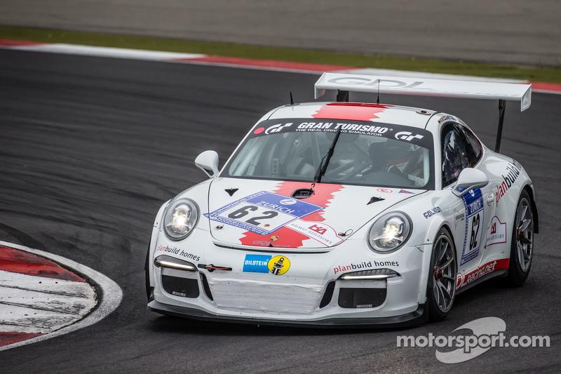 #62 GDL Racing Porsche 911 GT3 Cup: Paul Stubber, Vic Rice, Nicola Bravetti, Holger-Peter Fuchs