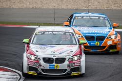 #301 Sorg Rennsport, BMW M235i Racing: Friedhelm Mihm, Heiko Eichenberg, Kevin Warum, Torsten Kratz