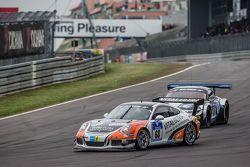 #68 Frikadelli Racing Porsche GT Cup America: Frank Kräling, Marc Gindorf, Connor de Phillippi, Klaus Abbelen
