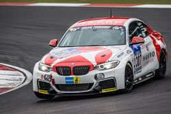 #307 Bonk Motorsport BMW M235i Racing : Mario Merten, Alexander Mies, Jens Moetefindt, Emin Akata