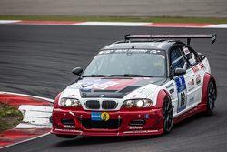 #83 Hofor-Racing BMW M3 CSL: Martin Kroll, Michael Kroll, Ronny Tobler