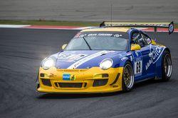 #69 Sex Bomb Porsche 997 GT3 Cup : Wolfgang Destrée, Kersten Jodexnis, Edgar Salewsky, Robin Chrzanowski